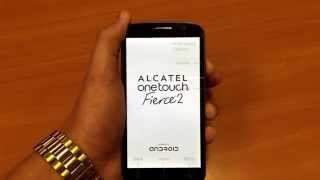 Alcatel OneTouch Fierce 2 Factory Reset MetroPCS