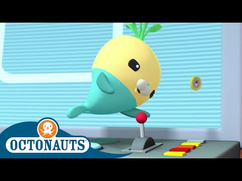 Octonauts - Close Calls and Missions   Cartoons for Kids   Underwater Sea Education