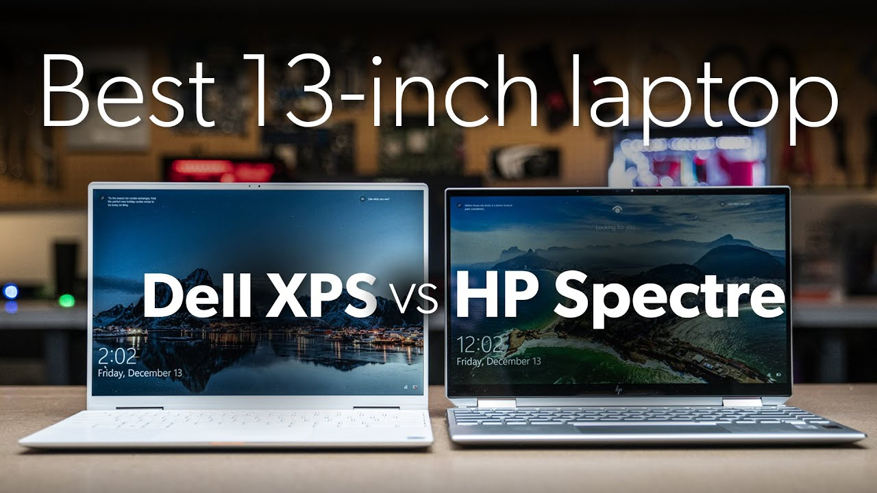 Dell XPS 13 2-in-1 7390 vs HP Spectre x360 13T: Which is better?