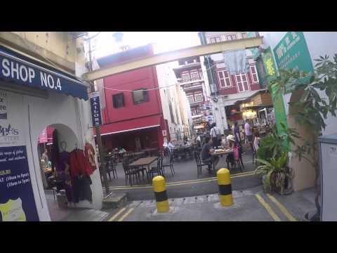 Bike Tour in Singapore