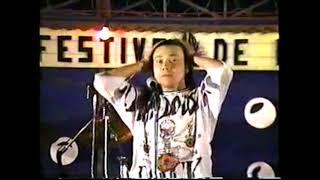 Cristian Pacheco Quequito  año 1995