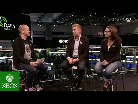 Xbox Daily Live @ E3 Gaming For Everyone