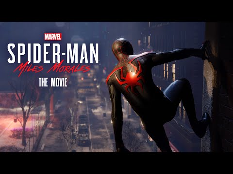 Marvel's Spider-man: Miles Morales (The Movie)