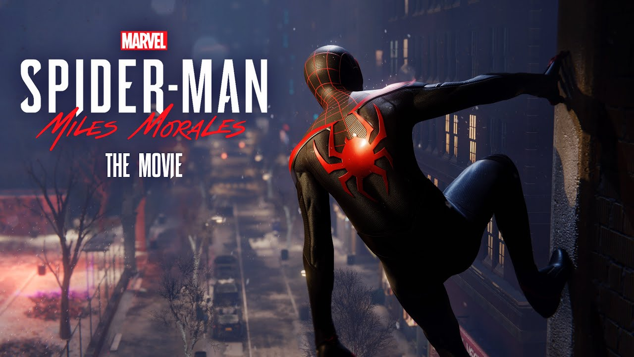Download Marvel's Spider-man: Miles Morales (The Movie)
