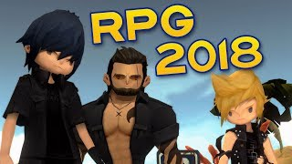Top 5 Best New RPG Android Games - iOS Games 2018