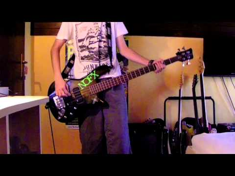 Fenix TX - No Lie BASS Cover