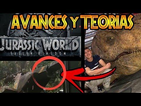 Trailer do filme Jurassic World: O Reino Está Ameaçado
