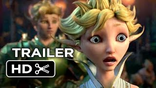 Strange Magic TRAILER 1 (2015) - Maya Rudolph, Kristin Chenoweth Animated Movie HD