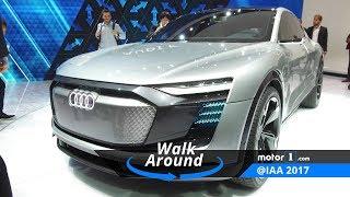 Audi Elaine Concept: 2017 Frankfurt Motor Show