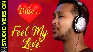 Feel My Love | Studio Version | Dil Se | Odia Music Album | Devitosh | Sandhyarani | Satyajeet