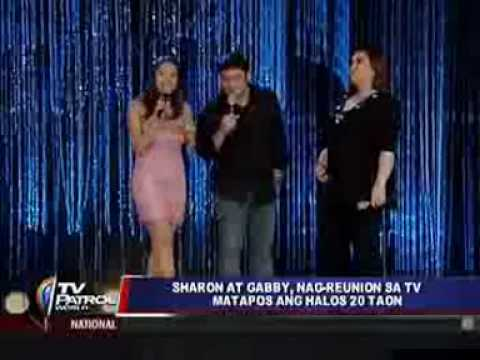 KC Concepcion: finally Sharon Cuneta and Gabby Concepcion share same stage
