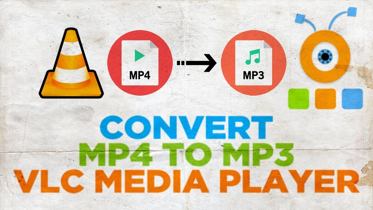 How to Convert MP4 to MP3 using VLC Media Player