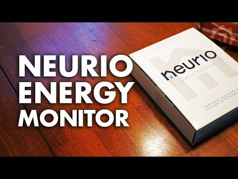 Neurio Home Electricity Monitor Review