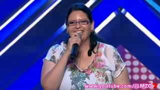 Rochelle Pitt - The X Factor Australia 2014 - AUDITION [FULL]