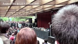 Ametsub live @ L.E.V. Festival 2011