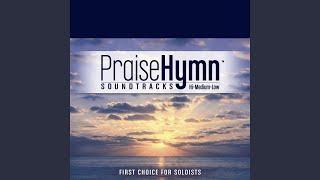 Jesus Never Fails (High w/background vocals) () (Performance Track)