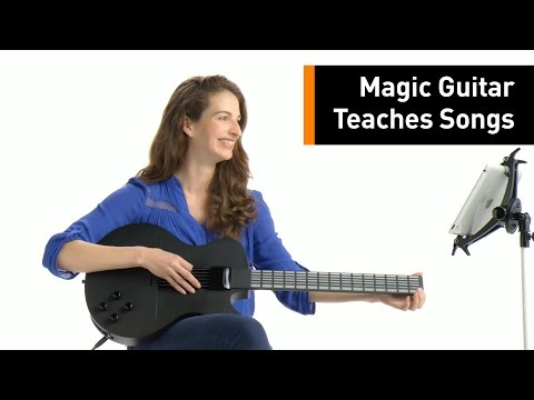 The Magic Instrument That Teaches You To Play Guitar