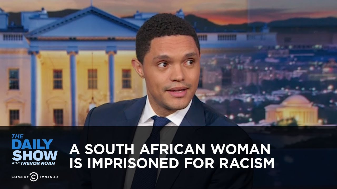 A South African woman is Imprisoned for Racism comments