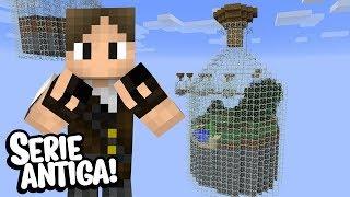 Minecraft: QUEM SE LEMBRA DESSA SÉRIE ANTIGA DO CANAL?!