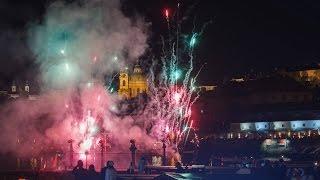Svatojánské slavnosti Navalis v Praze