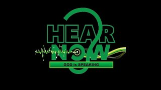 Hear Now God is Speaking Pt. 4  - Pastor Ron Neff
