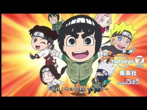 Hironobu Kageyama - Give Lee Give Lee Rock Lee (ost opening 1 Naruto sd)