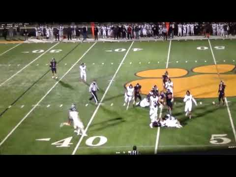 ALEX ZETTLER    BRIGHTON HS  VS  ALTA HS