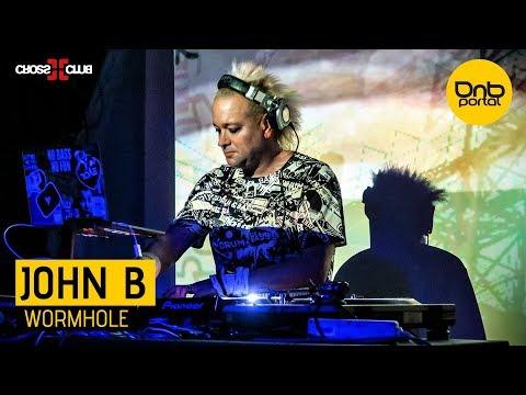 John B - Wormhole (Oldschool mix) [DnBPortal.com]