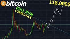 BITCOIN 118.000$  LE TOP DU PROCHAIN BULL RUN !? btc analyse technique crypto monnaie