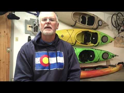 Pros and cons of tandem kayaking Old Town Loon 15T - YouTube