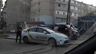 Полиции Харькова показали ж.пу
