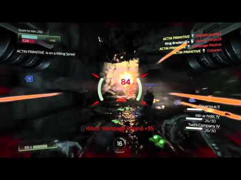 DOOM beta Highlight reel
