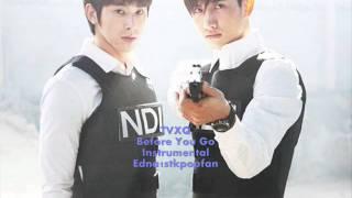 TVXQ - Before You Go (Instrumental) NO BACKGROUND VOCALS + LYRICS!!