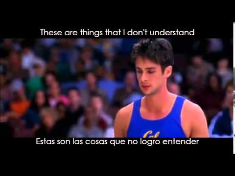 Coldplay | Things I Don't Understand | Sub - Español-Ingles-Lyrics
