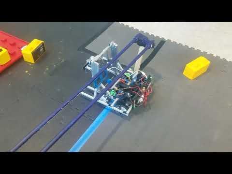 CIS Robotics14838 TensorFlow SKYSTONE Left And Center