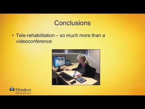 Tele-Rehabilitation Post Hospitalisation