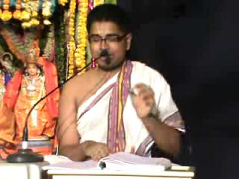 Garuda Dantakam slokas ;Recitation Sri Dushyant Sridhar Swamin ;At a streach & Musically