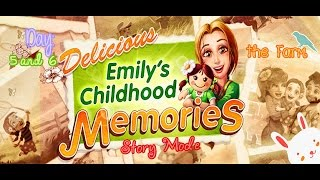Delicious: Emily's Childhood Memories [Gameplay] (Days 5 and 6) - the Farm (1970)