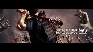 "Z Nation season 1 episode 4 ""Full Metal Zombie"" review"