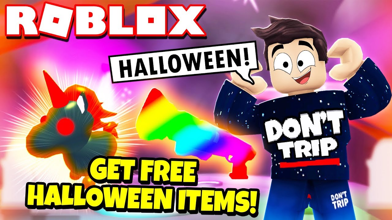 How To Get Free Halloween Items In Adopt Me Halloween 2019