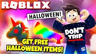 Come ottenere GRATUITAMENTE HALLOWEEN ITEMS in Adopt Me HALLOWEEN 2019! (Roblox)