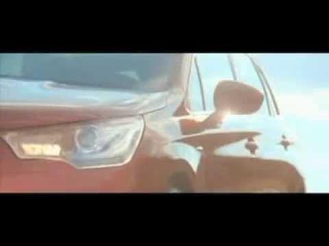 Citroen C4 Funny Shark Attack Video TV Commercial Advertisement for Blind Spot Monitoring System