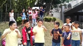 Dinamica Baila baila grupo Motivacion U
