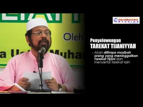 Penyelewengan Tarekat Tijaniyyah dan Penyimpangan Selawat Fatih