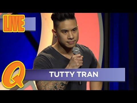 Mit uns Asiaten kann man's ja machen! | Tutty Tran | Quatsch Comedy Club LIVE