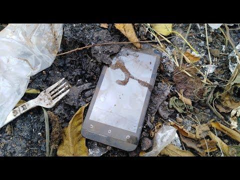 RESTORATION ASUS ZENFONE OLD PHONE - Restoration abandoned asus zenfone in landfills