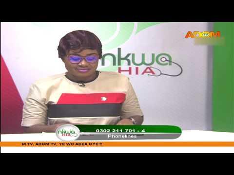 COVID-19 and Pregnancy - Nkwa Hia on Adom TV (9-5-20)