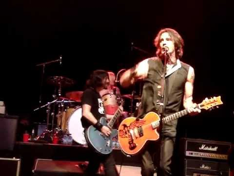 Rick Springfield & Foo Fighters  Jessie's Girl  1.31.13