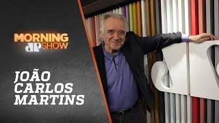Maestro João Carlos Martins - Morning Show - 15/10/18
