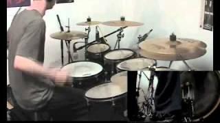 Metallica - Damage Inc. (Drum Cover)